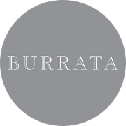 This is the restaurant logo for BURRATA