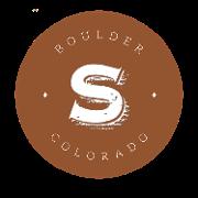 This is the restaurant logo for SALT