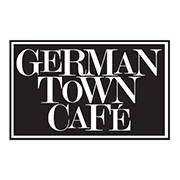 This is the restaurant logo for Germantown Cafe