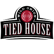 This is the restaurant logo for Wild Onion Tied House