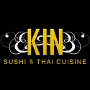 Restaurant logo for Kin Sushi and Thai Cuisine