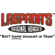 This is the restaurant logo for Laspadas (Lauderdale By The Sea)