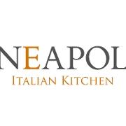 This is the restaurant logo for Neapoli Italian Kitchen