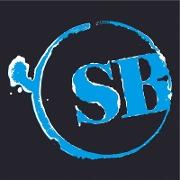 This is the restaurant logo for Side Bar & Restaurant Inc.