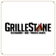 This is the restaurant logo for Grillestone - Scotch Plains