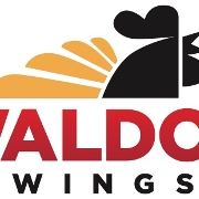This is the restaurant logo for Waldos Wings