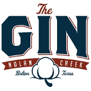 This is the restaurant logo for The Gin at Nolan Creek