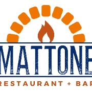 This is the restaurant logo for Mattone Restaurant and Bar