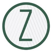 This is the restaurant logo for Zane's Restaurant