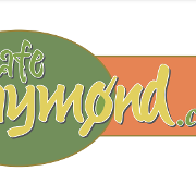 This is the restaurant logo for Cafe Raymond