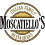 Restaurant logo for Moscatiellos