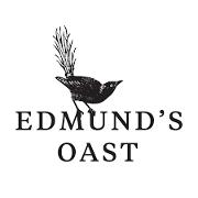 This is the restaurant logo for Edmund's Oast Restaurant