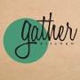 Restaurant logo for Gather Kitchen