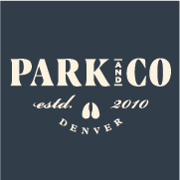 This is the restaurant logo for Park & Co
