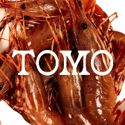 This is the restaurant logo for Tomo