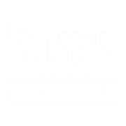 This is the restaurant logo for Seasons of Coeur d'Alene Fresh Grill & Bar