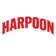 This is the restaurant logo for Harpoon Beer Hall