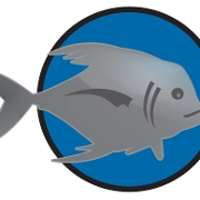 This is the restaurant logo for Tsunami Restaurant and Sushi Bar