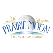 This is the restaurant logo for Prairie Moon
