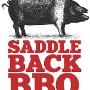 Restaurant logo for Saddleback BBQ