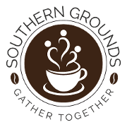 This is the restaurant logo for Southern Grounds & Company