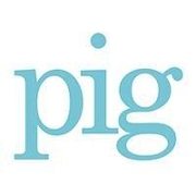 This is the restaurant logo for This Little Pig
