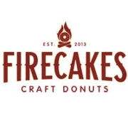 This is the restaurant logo for Firecakes