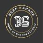 Restaurant logo for Beef Shack