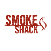 This is the restaurant logo for Smoke Shack MKE