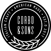 This is the restaurant logo for Bell Market - Corbo & Sons