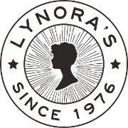 This is the restaurant logo for Lynora's
