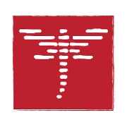 This is the restaurant logo for Dragonfly Robata Grill & Sushi