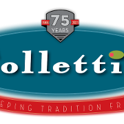 This is the restaurant logo for Colletti's