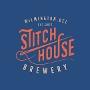 Restaurant logo for Stitch House Brewery