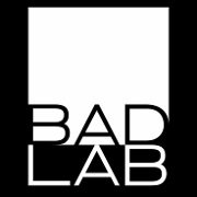 This is the restaurant logo for Bad Lab Beer Co
