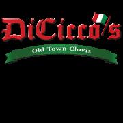 This is the restaurant logo for DiCicco's Italian Restaurant