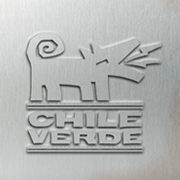 This is the restaurant logo for Chile Verde Cafe
