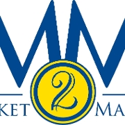 This is the restaurant logo for St Elmos & Market 2 Market