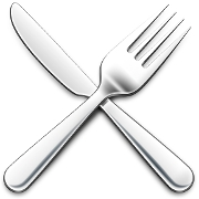 This is the restaurant logo for Ronan