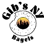 Restaurant logo for Gib's NY Bagels