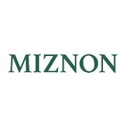 This is the restaurant logo for Miznon