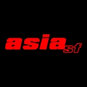 This is the restaurant logo for AsiaSF