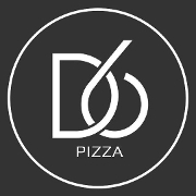 This is the restaurant logo for D6 Pizza