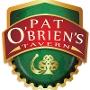 Restaurant logo for Pat O'Brien's