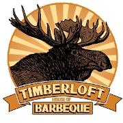 This is the restaurant logo for Timberloft Restaurant